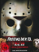 Friday the 13th Part VII: The New Blood - German Blu-Ray movie cover (xs thumbnail)