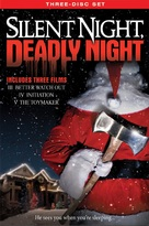 Initiation: Silent Night, Deadly Night 4 - DVD cover (xs thumbnail)
