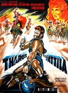 Tharus figlio di Attila - French Movie Poster (xs thumbnail)