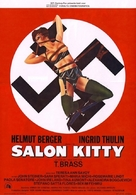 Salon Kitty - Belgian Movie Poster (xs thumbnail)