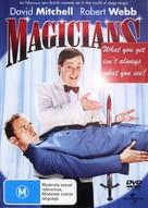 Magicians - Australian Movie Cover (xs thumbnail)