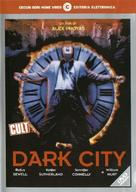 Dark City - Italian DVD cover (xs thumbnail)