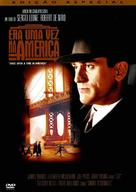 Once Upon a Time in America - Brazilian Movie Cover (xs thumbnail)