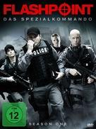 """Flashpoint"" - German DVD movie cover (xs thumbnail)"