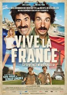 Vive la France - German Movie Poster (xs thumbnail)