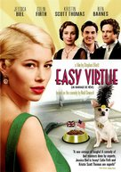 Easy Virtue - Canadian DVD cover (xs thumbnail)