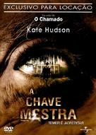 The Skeleton Key - Brazilian DVD cover (xs thumbnail)