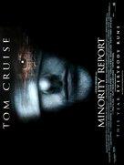 Minority Report - British Movie Poster (xs thumbnail)