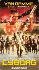 Cyborg - VHS cover (xs thumbnail)