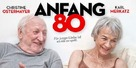 Anfang 80 - Austrian Movie Poster (xs thumbnail)