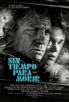 No Time to Die - Mexican Movie Poster (xs thumbnail)