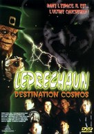Leprechaun 4: In Space - French DVD cover (xs thumbnail)