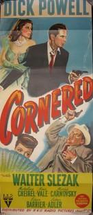 Cornered - Australian Movie Poster (xs thumbnail)