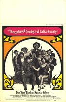 Cockeyed Cowboys of Calico County - Movie Poster (xs thumbnail)