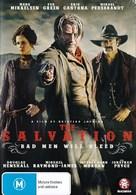 The Salvation - Australian DVD cover (xs thumbnail)