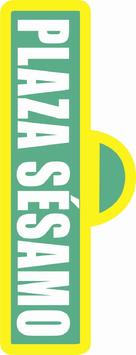 """Plaza Sésamo"" - Argentinian Logo (xs thumbnail)"