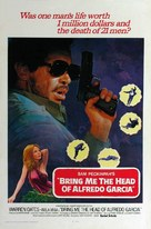 Bring Me the Head of Alfredo Garcia - Movie Poster (xs thumbnail)