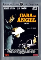 Angel Face - Spanish DVD movie cover (xs thumbnail)
