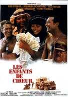 Gli eroi - French Movie Poster (xs thumbnail)