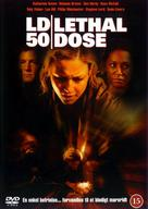 LD 50 Lethal Dose - Danish DVD movie cover (xs thumbnail)