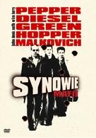 Knockaround Guys - Polish DVD movie cover (xs thumbnail)