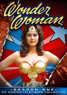 """Wonder Woman"" - DVD cover (xs thumbnail)"