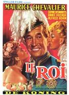 Le roi - Belgian Movie Poster (xs thumbnail)