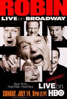 Robin Williams: Live on Broadway - Movie Poster (xs thumbnail)