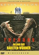 Tremors - German DVD cover (xs thumbnail)
