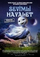 Das kleine Gespenst - Turkish Movie Poster (xs thumbnail)