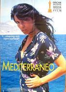 Mediterraneo - Swedish Movie Poster (xs thumbnail)