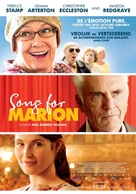Song for Marion - Belgian Movie Poster (xs thumbnail)