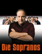 """The Sopranos"" - German Blu-Ray cover (xs thumbnail)"