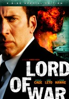 Lord Of War - DVD cover (xs thumbnail)