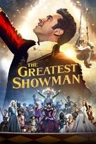 The Greatest Showman - Movie Cover (xs thumbnail)
