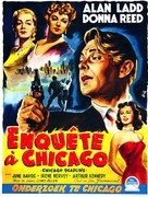 Chicago Deadline - Belgian Movie Poster (xs thumbnail)
