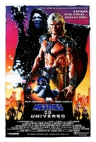Masters Of The Universe - Brazilian Movie Poster (xs thumbnail)