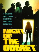Night of the Comet - Canadian DVD cover (xs thumbnail)