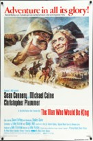 The Man Who Would Be King - Movie Poster (xs thumbnail)