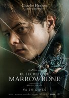 Marrowbone - Spanish Movie Poster (xs thumbnail)