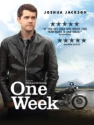 One Week - Canadian DVD cover (xs thumbnail)