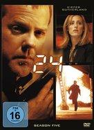 """24"" - German DVD movie cover (xs thumbnail)"