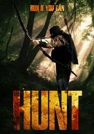 The Hunt - DVD cover (xs thumbnail)