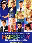 Hairspray - French Movie Poster (xs thumbnail)