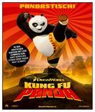Kung Fu Panda - Swiss Movie Poster (xs thumbnail)