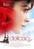 La délicatesse - Movie Poster (xs thumbnail)