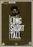 The Long and the Short and the Tall - British DVD cover (xs thumbnail)