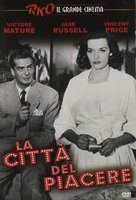 The Las Vegas Story - Italian DVD cover (xs thumbnail)