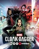 """Cloak & Dagger"" - Movie Poster (xs thumbnail)"
