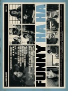 Funny Ha Ha - British Movie Poster (xs thumbnail)